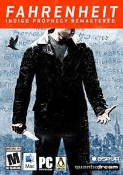 Fahrenheit: Indigo Prophecy Remastered (2015)